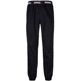 Nihil Yaba Pants Men Black Ink